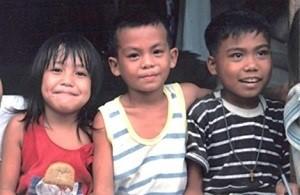 1994年当時の子どもたち
